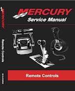 mercury throttle control box binnacle mount quicksilver manual 10 95 rh getpdfs com Mercury Binnacle Control Mercury Binnacle Mount Control Box
