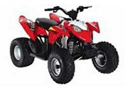 2008 Polaris ATV Predator 50, Sportsman Outlaw 90 Service Manual