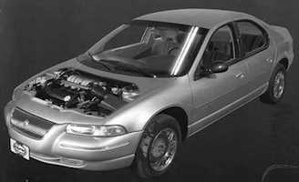 1995-2000 Dodge Stratus, Chrysler Cirrus, Plymouth Breeze Service Manual